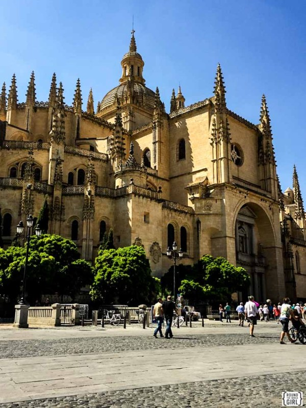 Segovia: A Must Do Day Trip From Madrid + Helpful Tips