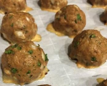 Turkey Meatball Recipe   www.rtwgirl.com