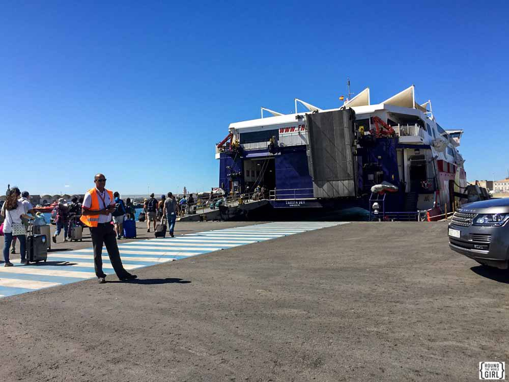 Taking The Morocco Ferry From Spain Helpful Tips Before