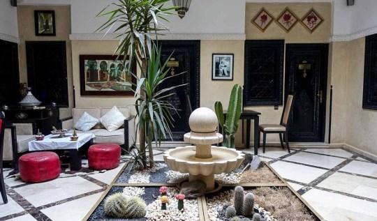 Morocco Riads Where To Stay | via www.rtwgirl.com