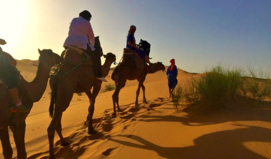 What To Pack For An Overnight In The Sahara Desert