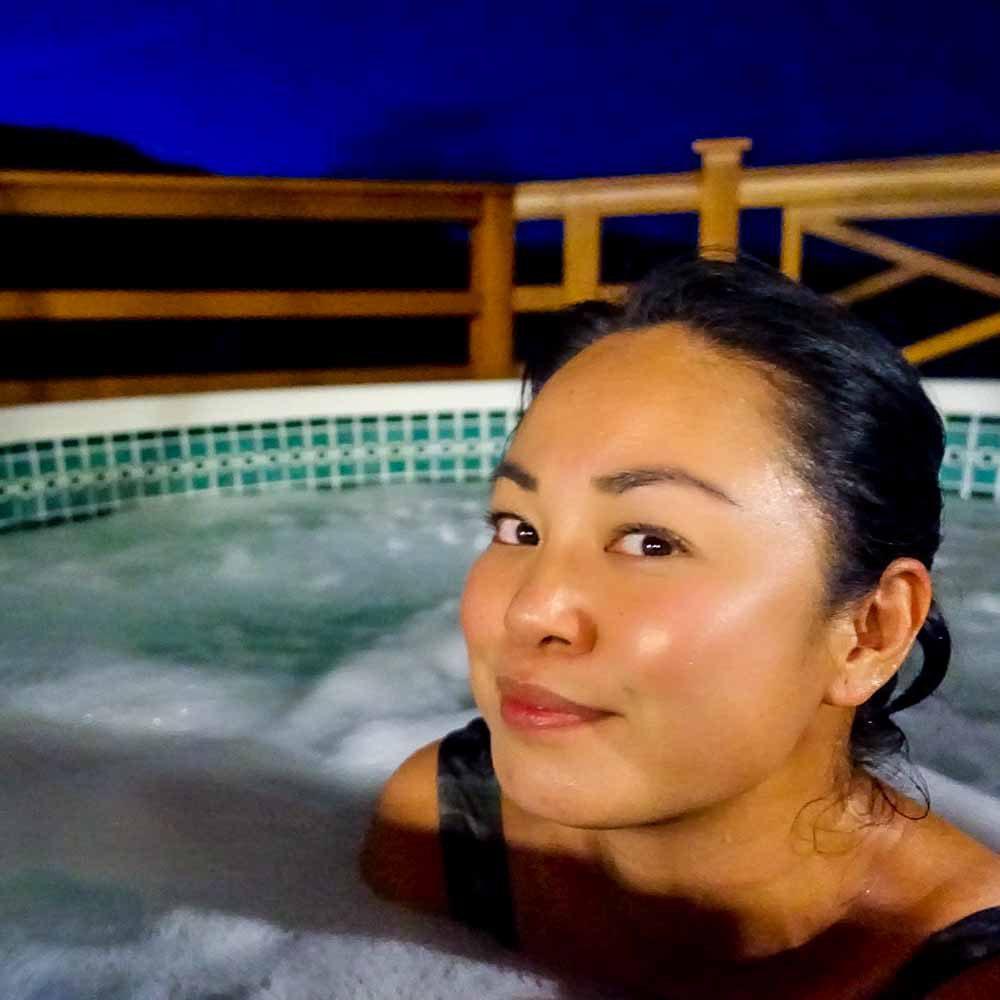 Sonora Resort selfie | www.rtwgirl.com