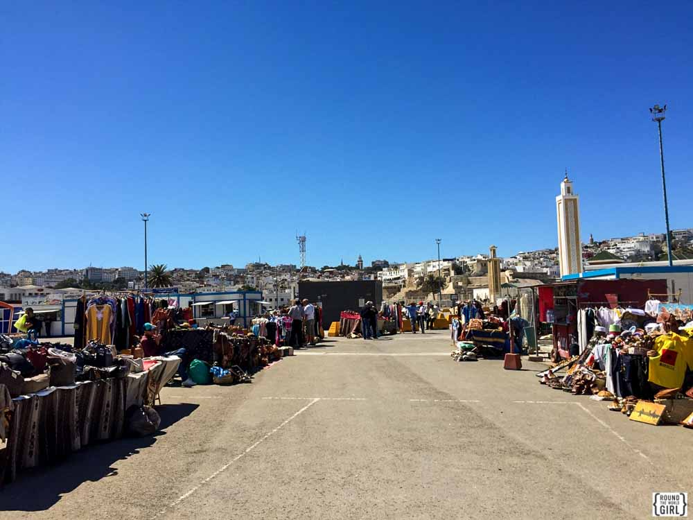 Tangier - Morocco Itinerary