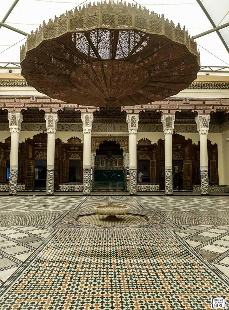 Marrakech Museum | www.rtwgirl.com