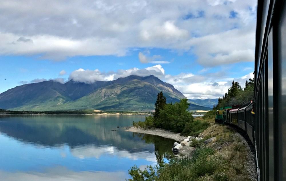 White Pass And Yukon Route Railway | via https://www.rtwgirl.com