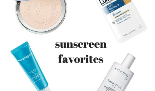 Are you diligent about wearing sunscreen and protecting your skin from the sun? In this post I share some of my favorite sunscreen products and helpful tips to protect yourself from sun damage! | via www.rtwgirl.com