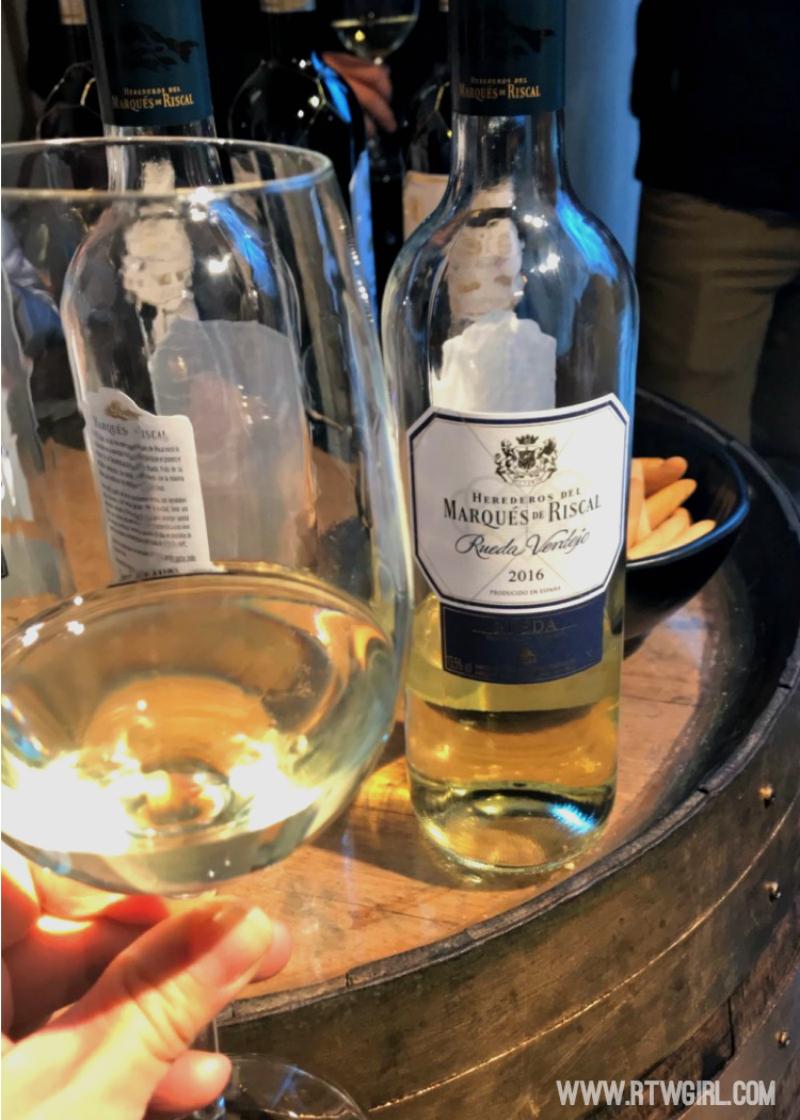 Marques de Riscal - La Rioja Weekend | www.rtwgirl.com