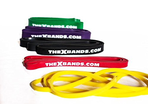 X Bands Resistance Bands | www.rtwgirl.com