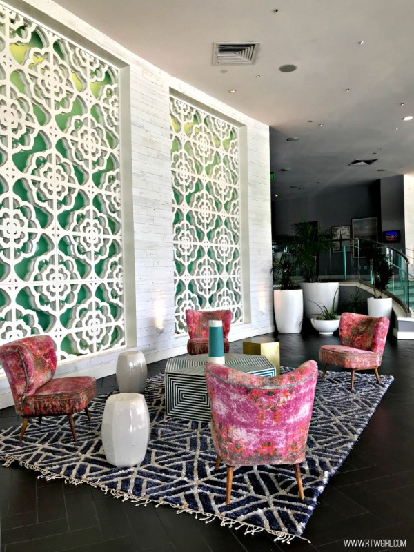 Riviera Palm Springs - Hotel Tonight App For Last Minute Travel Bookings - Use my code ARTW for a discount