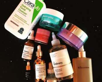 How I take Care Of My Skin In The Morning And At Night | www.rtwgirl.com