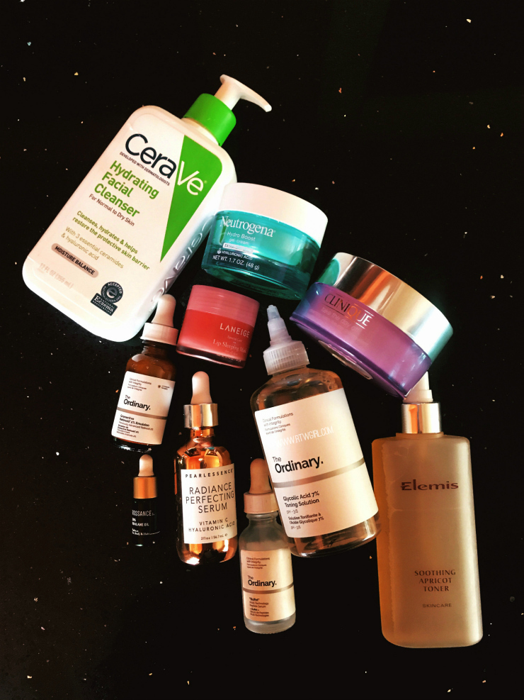 Skincare Routine: How I take Care Of My Skin In The Morning And At Night | www.rtwgirl.com