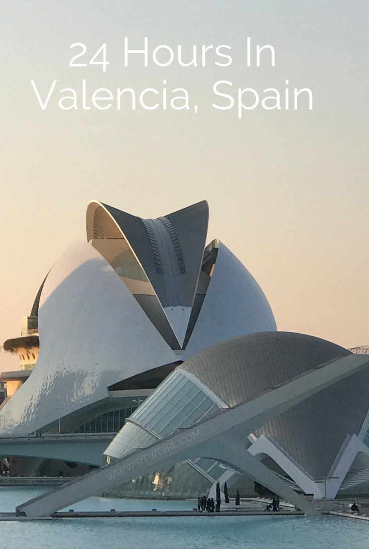 24 Hours In Valencia | www.rtwgirl.com