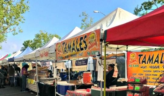 State Street Farmers Market in Carlsbad California | www.rtwgirl.com