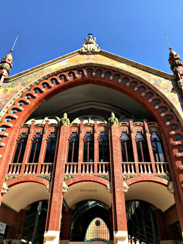 Mercado Colon Valencia | www.rtwgirl.com