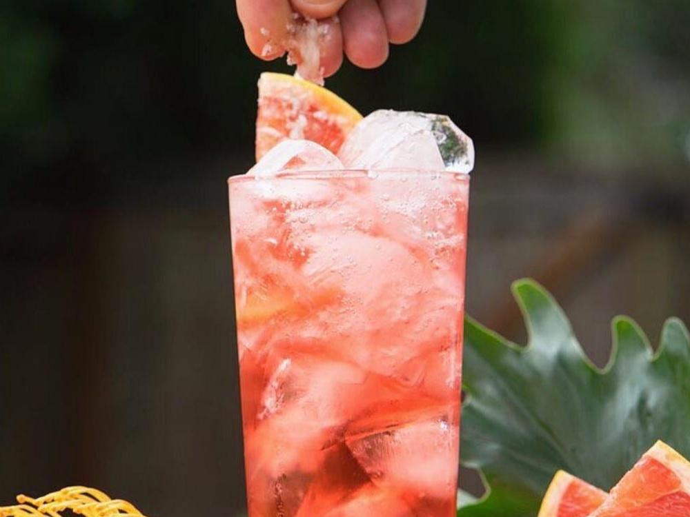 Hey Love Cocktail