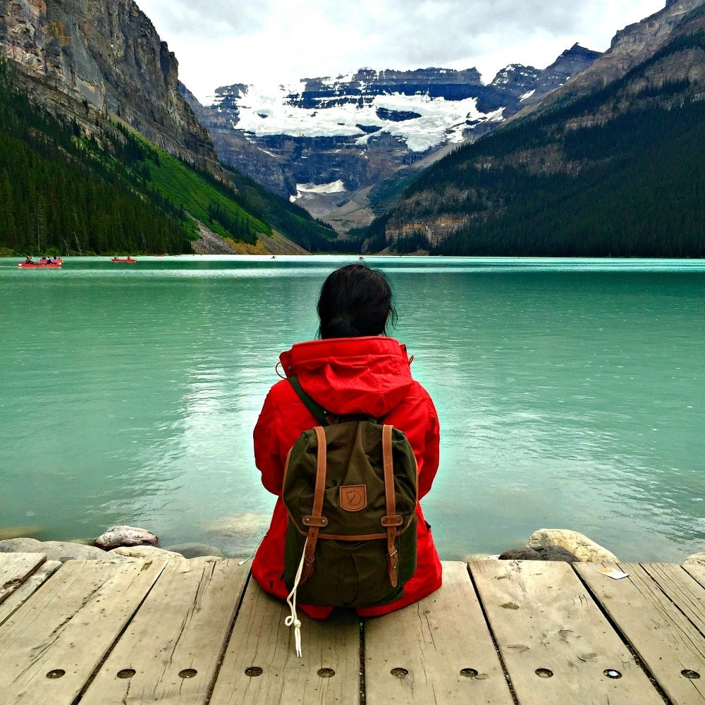 Lake Louise Alberta | rtwgirl