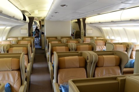 Image result for sq a330 business class