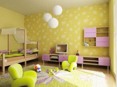 Como decorar o quarto do bebé
