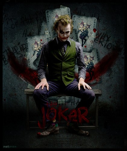 joker by netmen