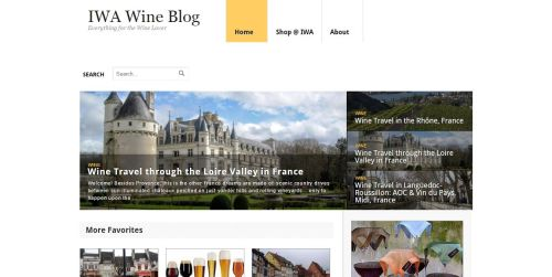 IWA Wine Blog