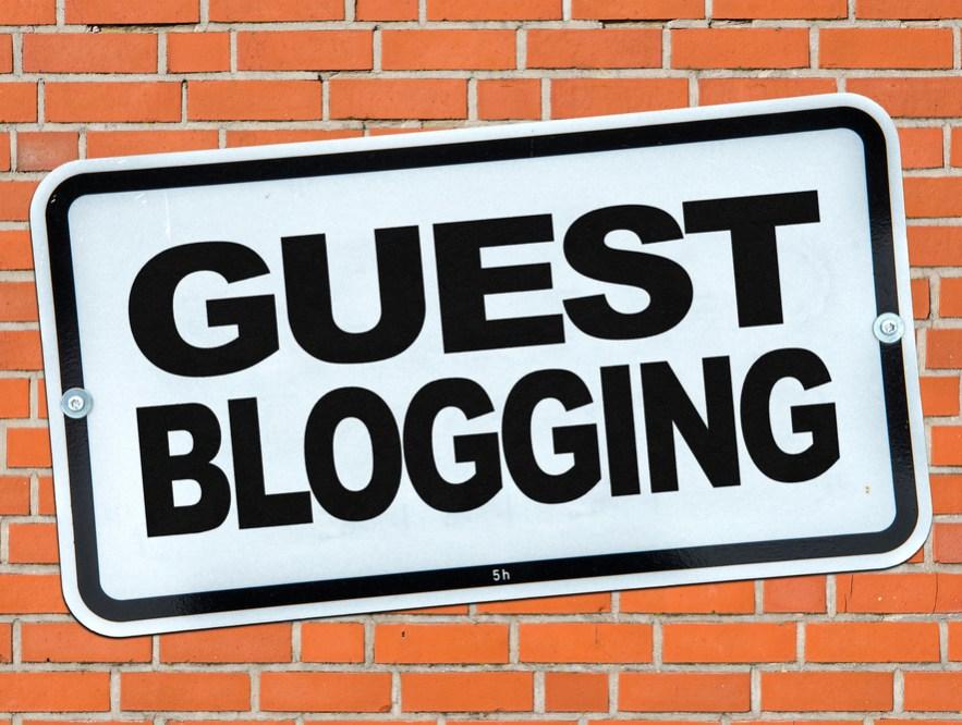 Mencoba Blog Tamu Blogging untuk promosi dan branding