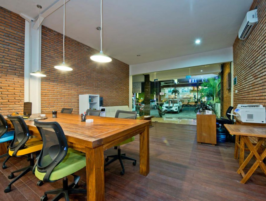 Lineup Hub Co Working Space, Bali