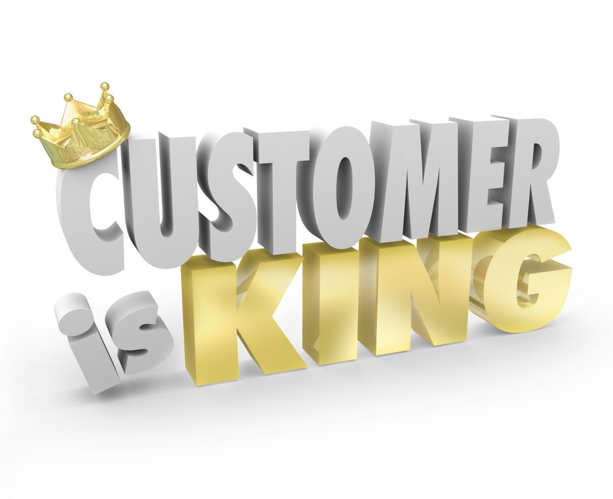 Perlakukan Klien Bak Seorang Raja