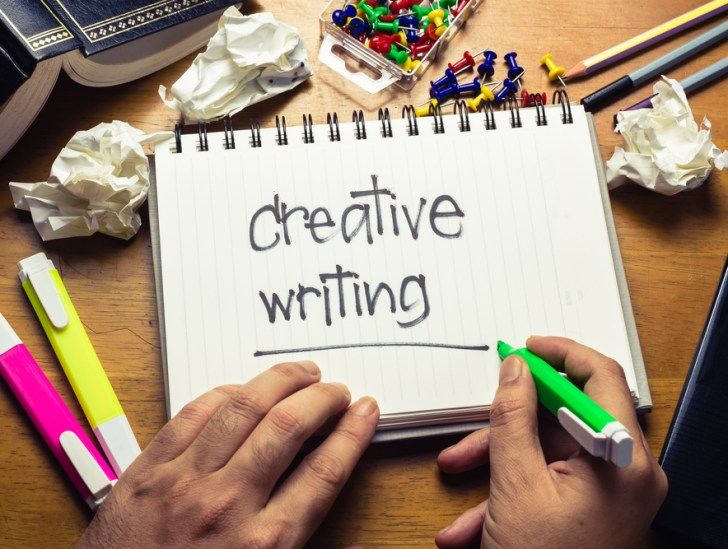 creative writing - jenis tulisan penulis freelance