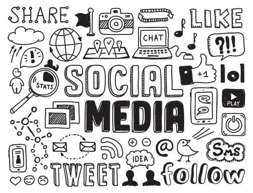 Mengoptimalkan penggunaan media sosial sebagai tempat promosi