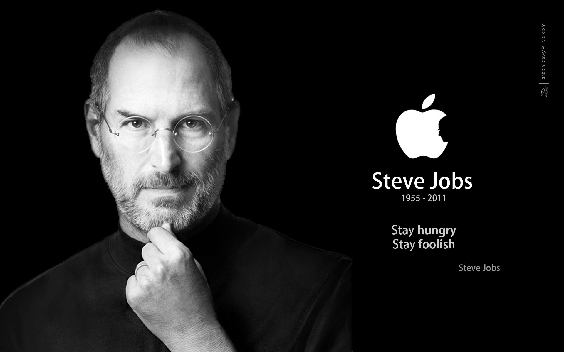 Biografi Singkat Steve Jobs, Si Jenius Bisnis Pendiri Apple Inc.