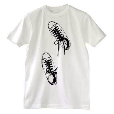 Shoelace T-shirt