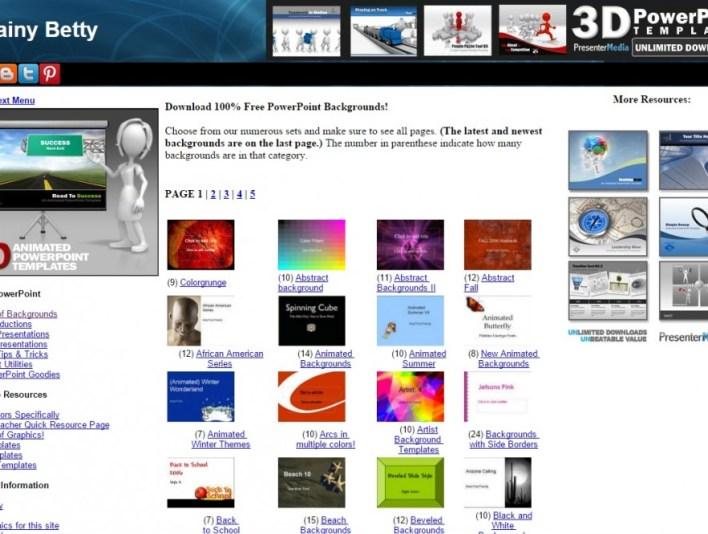 Brainybetty - Situs Download Presentasi PowerPoint, Elegan dan Gratis