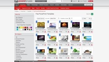 Presentasi menarik dengan desain powerpoint template terbaik 10 situs download presentasi powerpoint elegan dan gratis toneelgroepblik Images