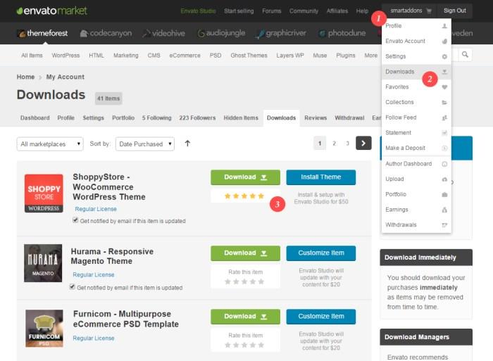 Mengenal ThemeForest, Portal Tema WordPress Sekaligus Wadah Para Desainer Indonesia