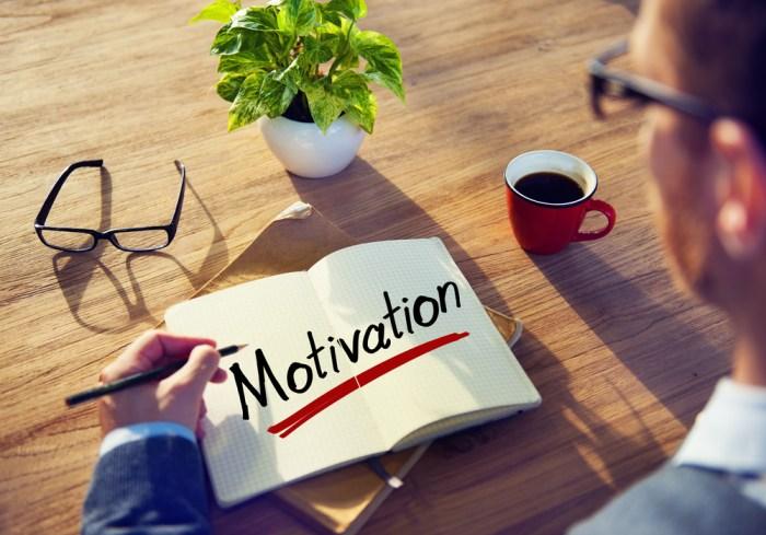 Apa Motivasi yang Anda Miliki?