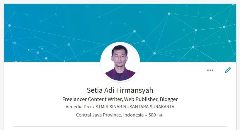 LinkedIn - Profil