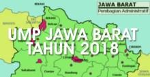 UMP Jawa Barat 2018