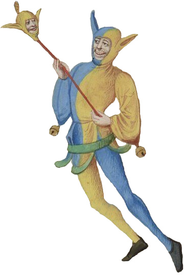 Image result for medieval fools pictures