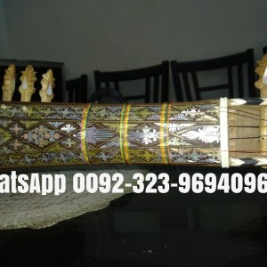 Design of front Pearl of rabab