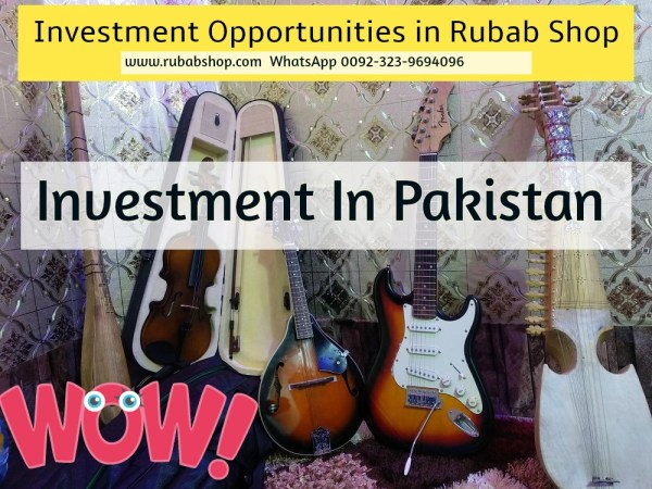Great Investment Opportunities in Rubab Shop