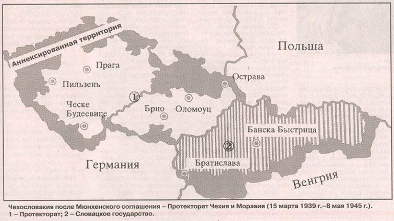 Тешинский край. 2 ноября 1938 года польская армия вступает в Тешинскую область / Фото: warmech.ru