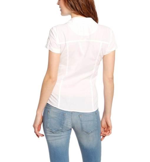 Блузка женская 109629 белый цвет