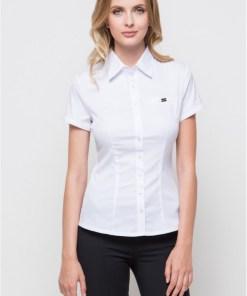 Блузка женская 1350-1 белый цвет