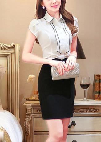 Блуза женская 171749 молочный цвет