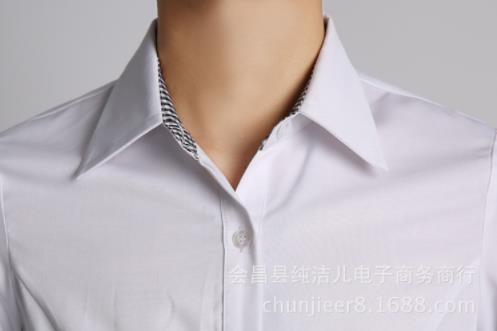 Блузка женская 171754 белый цвет