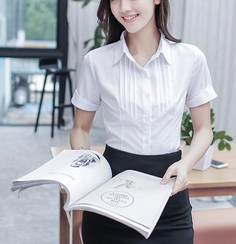 Блузка женская 171775 белый цвет