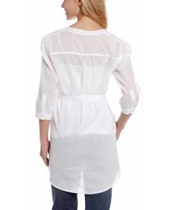 Блузка женская 51180 белый цвет