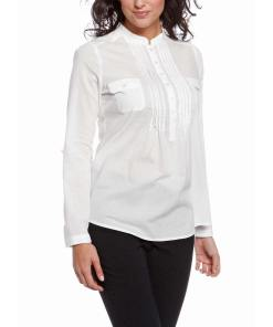 Блуза женская 64501 белый цвет