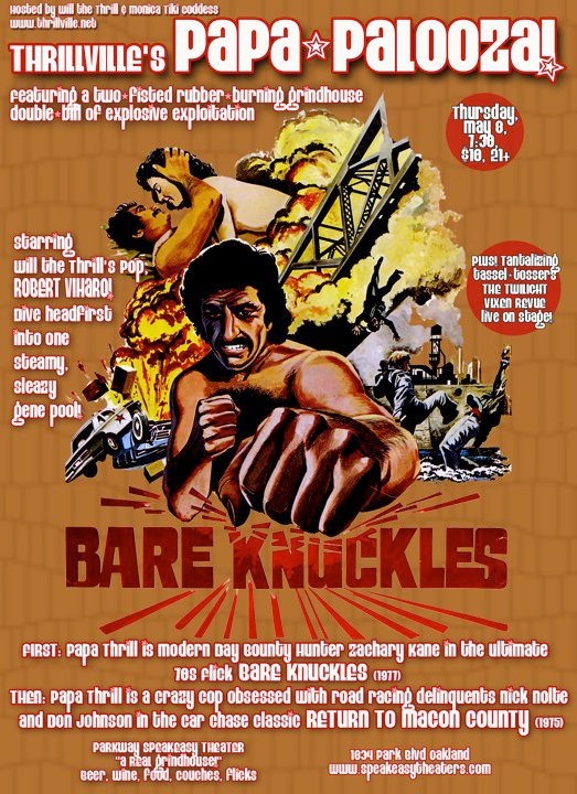 Bare Knuckles movie poster