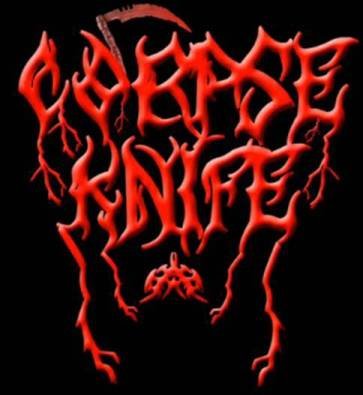Corpse Knife logo (project of Bob Macabre )